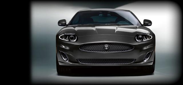 2013 Jaguar XK-Series, exterior full front view, exterior, manufacturer