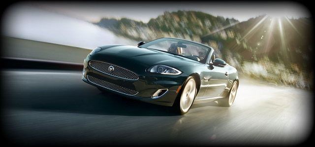 2013 Jaguar XK-Series, exterior front left quarter view, exterior, manufacturer