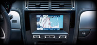 2013 Jaguar XK-Series, interior navigation view, manufacturer, interior