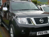 2007 Nissan Navara Overview
