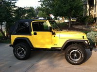 Picture of 2006 Jeep Wrangler Sport, exterior