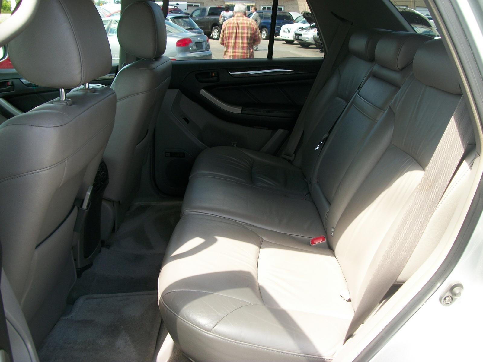 2003 Toyota 4runner Interior Pictures Cargurus