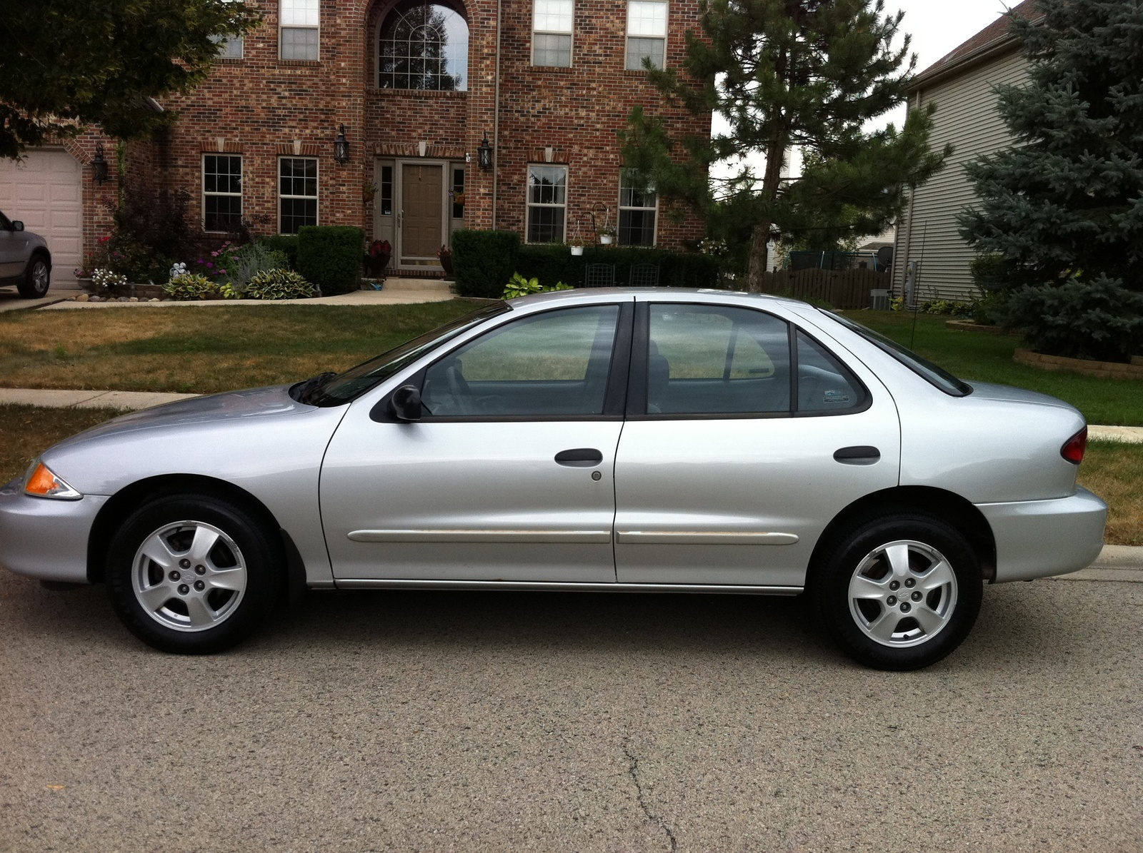 picture of 2002 chevrolet cavalier ls exterior. Cars Review. Best American Auto & Cars Review