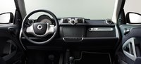 2013 smart fortwo, interior front controls, interior, manufacturer, gallery_worthy