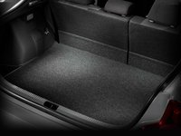 2013 Scion tC, interior rear cargo view, interior, manufacturer