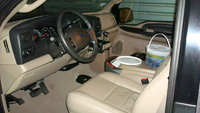 Picture of 2005 Ford Excursion XLS, interior, gallery_worthy