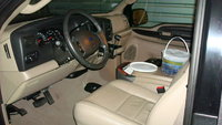 Picture of 2005 Ford Excursion XLS, interior