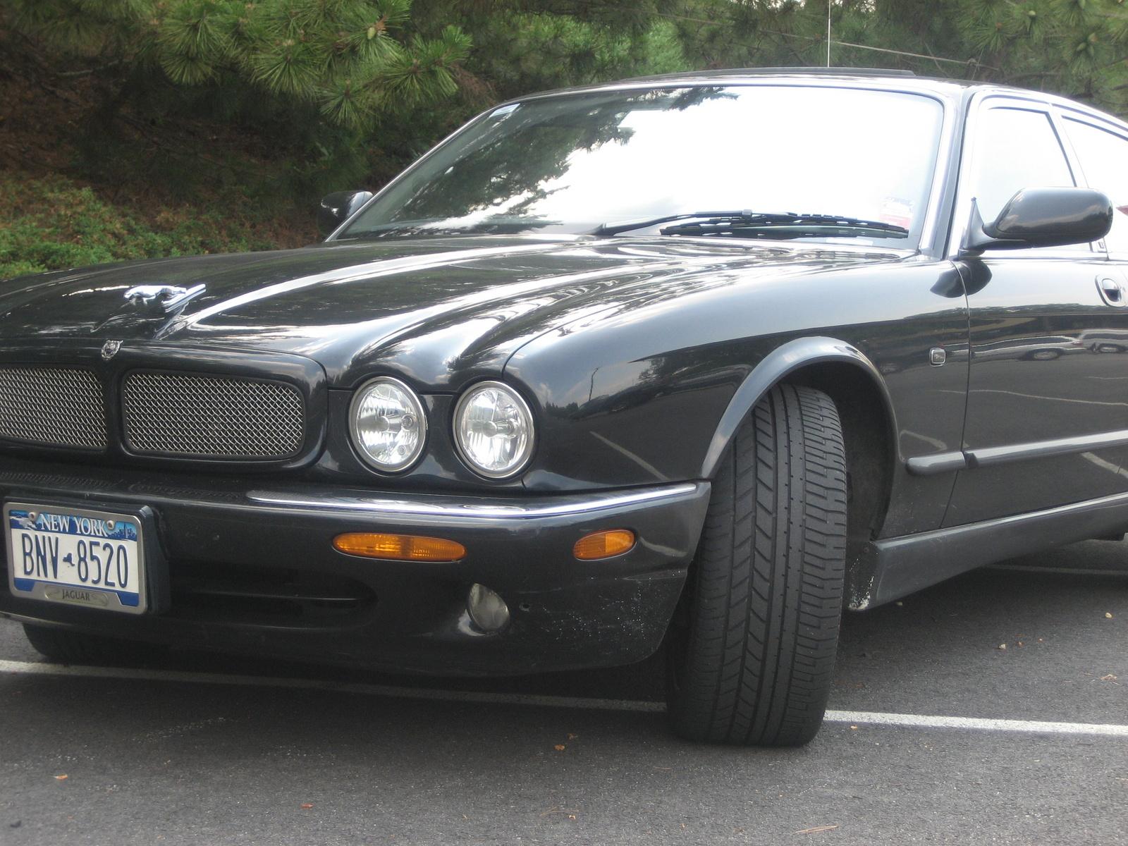 2002 Jaguar XJR - Pictures - Picture of 2002 Jaguar XJR 4 D ...