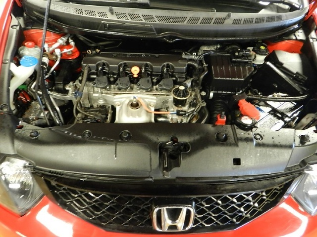 2009 Honda Civic Coupe
