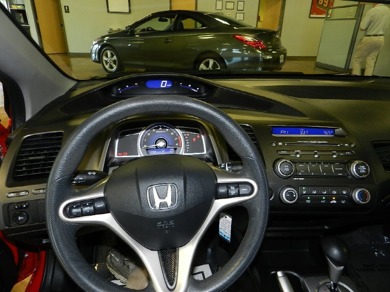 2009 Honda Civic Coupe Interior Pictures Cargurus