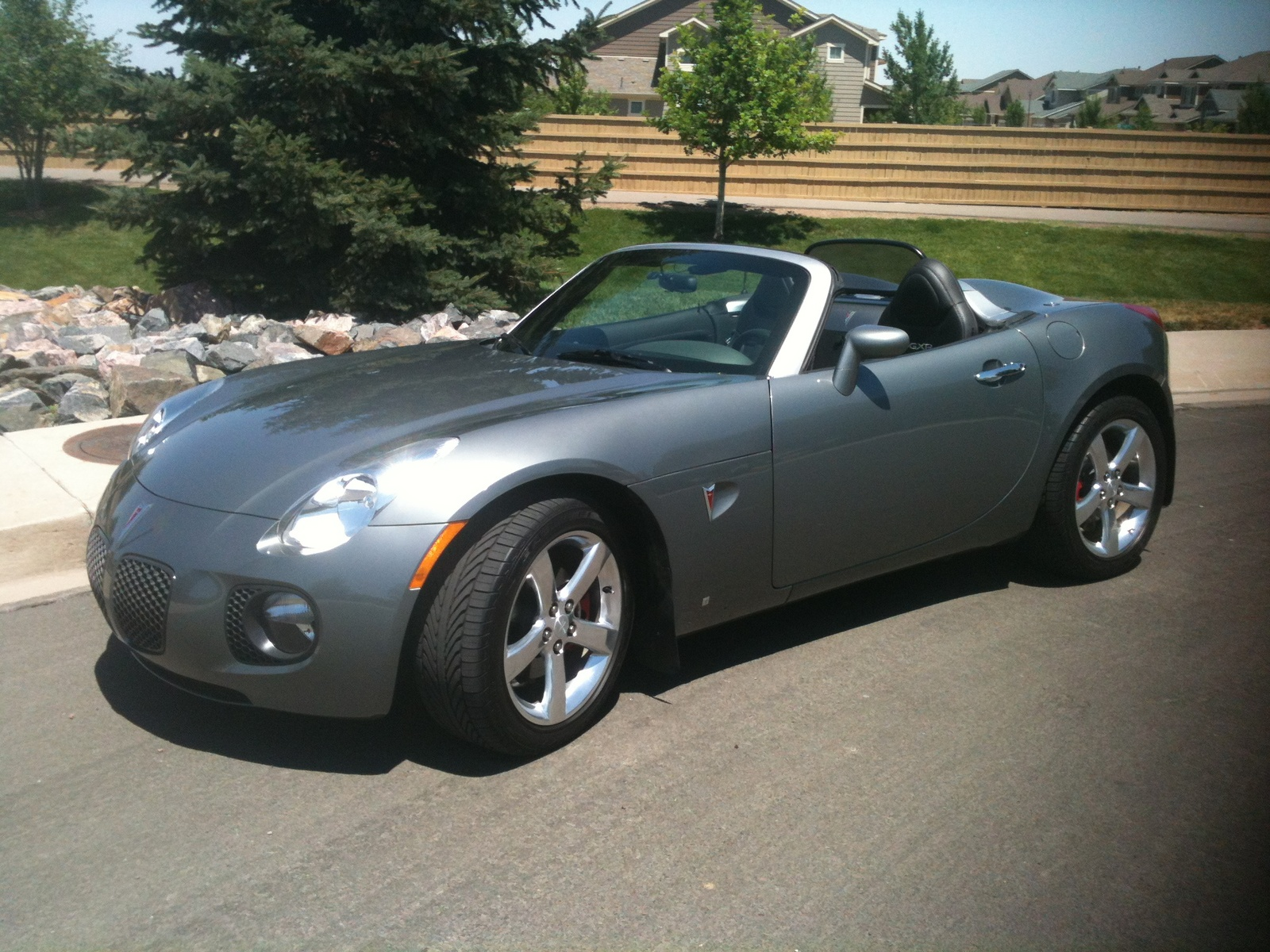 2007 Pontiac Solstice Gxp Autos Post