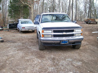 Picture of 1998 Chevrolet Tahoe 2 Dr LT 4WD SUV, exterior
