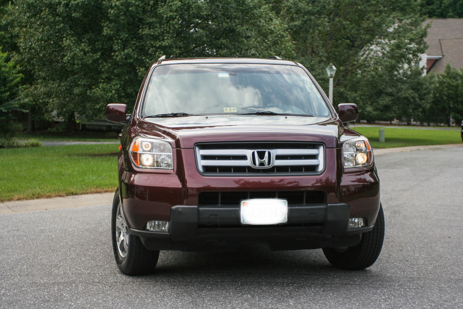 2007 honda pilot used review. Black Bedroom Furniture Sets. Home Design Ideas