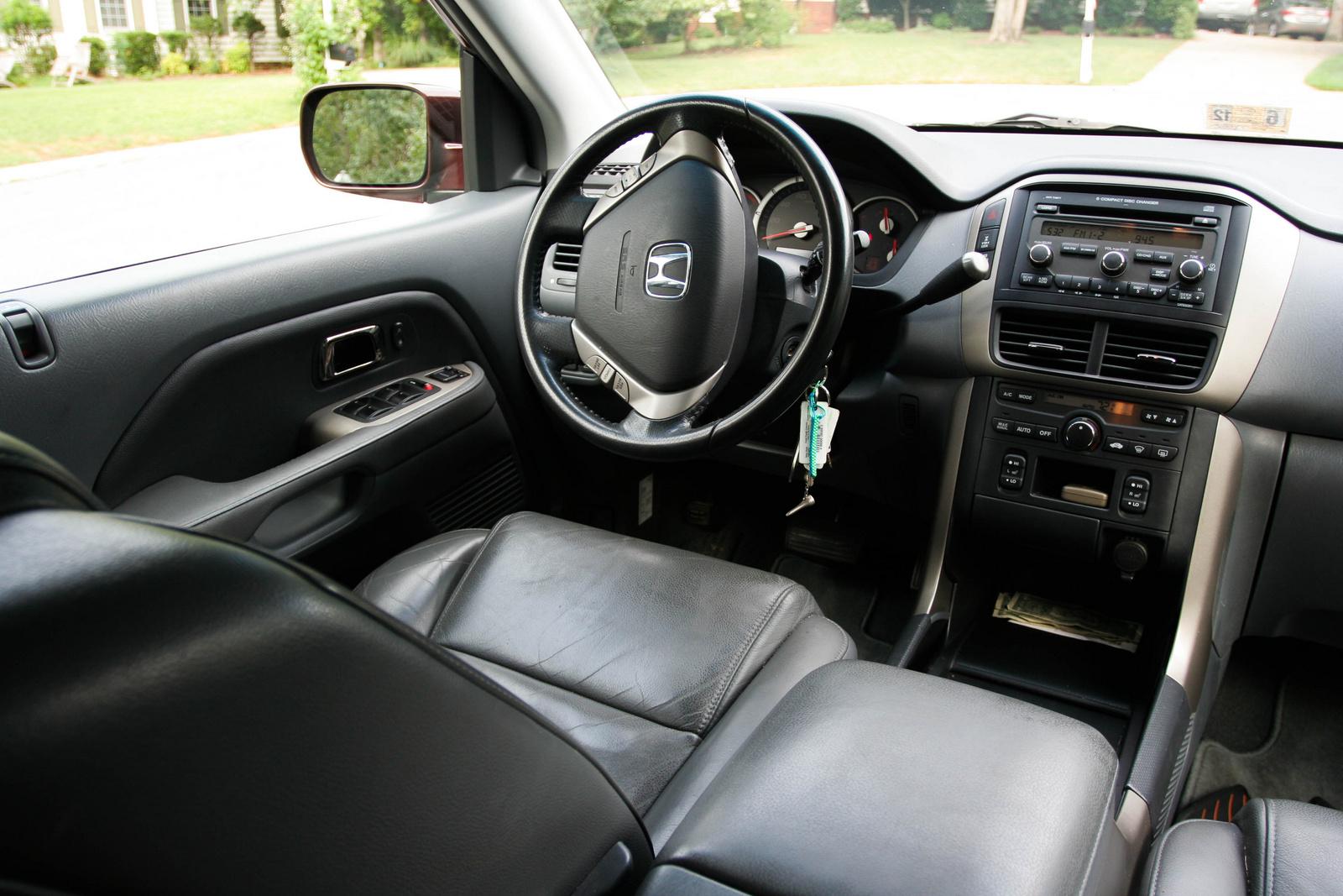 2007 Honda Pilot Pictures Cargurus