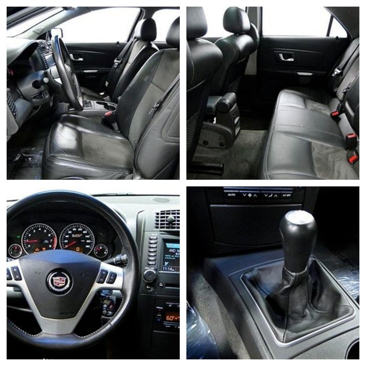 2007 Cadillac Xlr Interior: 2005 Cadillac CTS-V