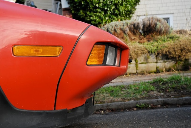 1982 Porsche 928. There is no substitute.