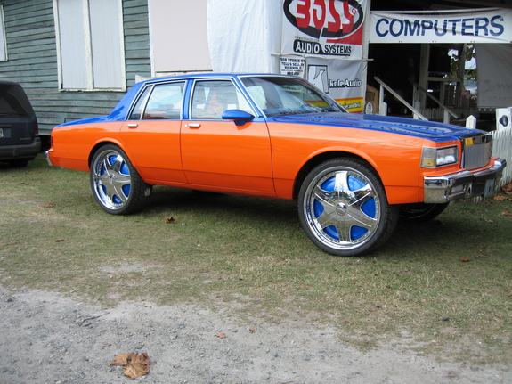 Picture of 1984 Chevrolet Impala