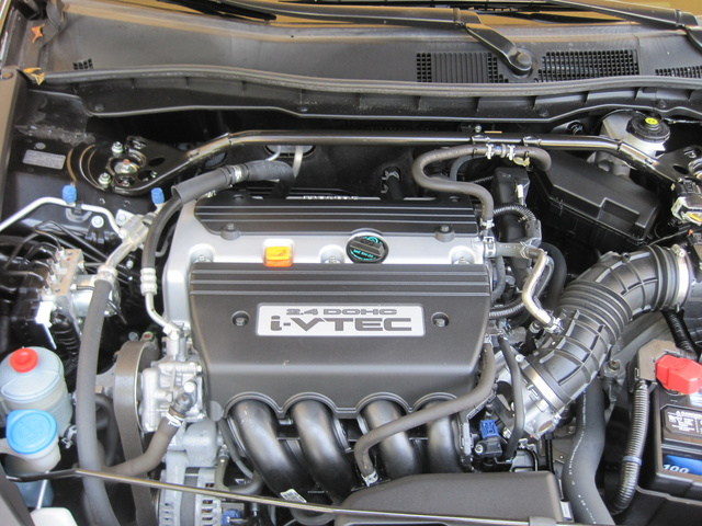 Picture of 2009 Honda Accord EX-L, engine, gallery_worthy