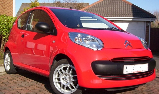 Picture of 2006 Citroen C1, exterior