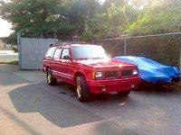 1993 Oldsmobile Bravada Overview