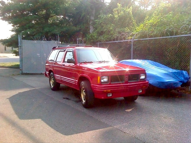 bravada oldsmobile 2002 wheelbase