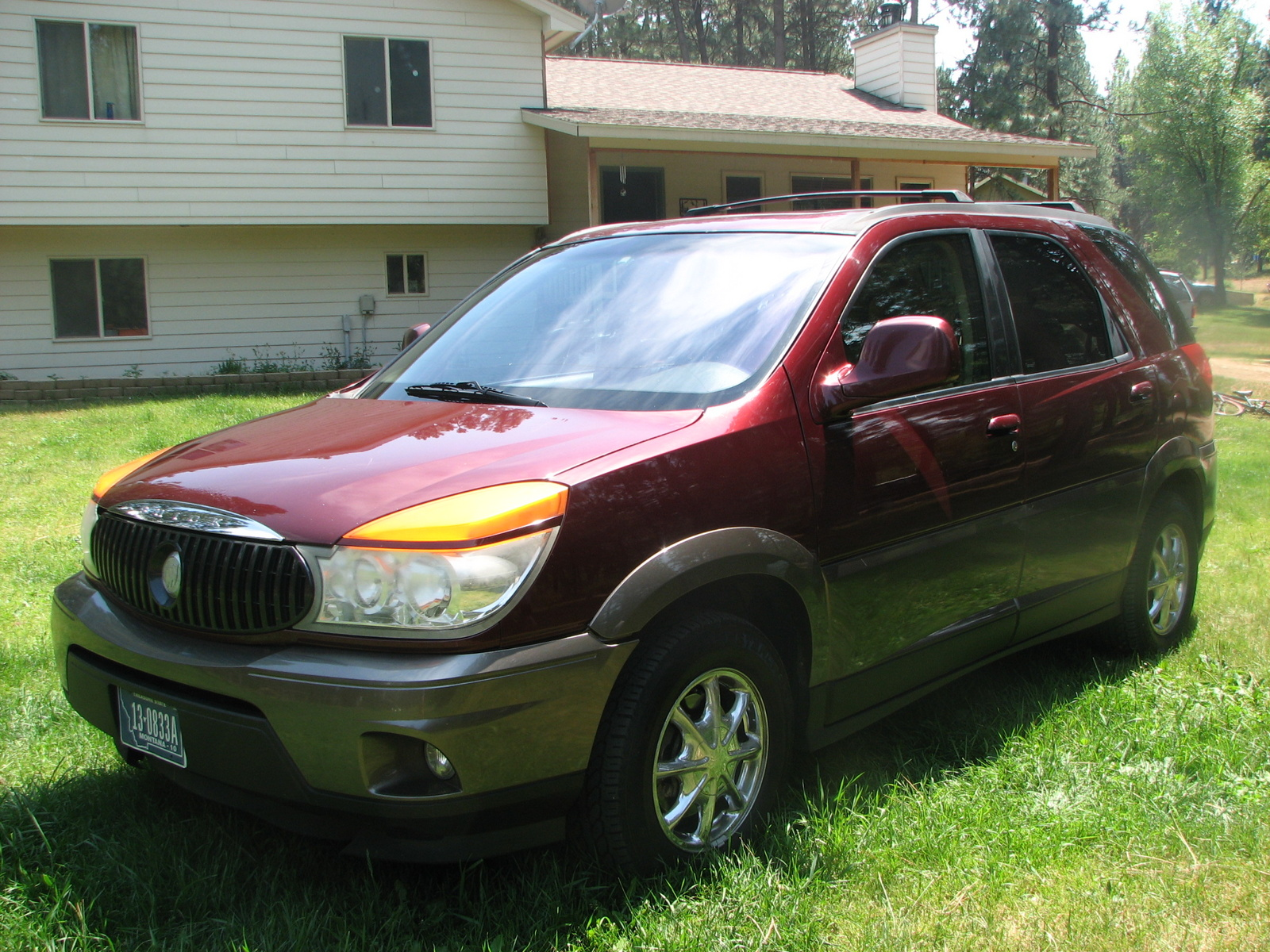 2002 buick rendezvous exterior pictures cargurus. Cars Review. Best American Auto & Cars Review