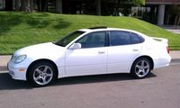 2001 Lexus GS 430 Base, Picture of 2001 Lexus GS 430 4 Dr STD Sedan, exterior
