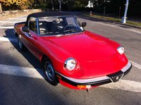 1986 Alfa Romeo Spider Picture Gallery
