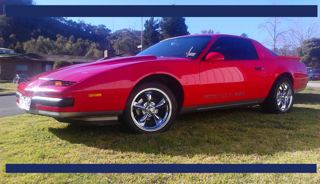 Picture of 1988 Pontiac Firebird