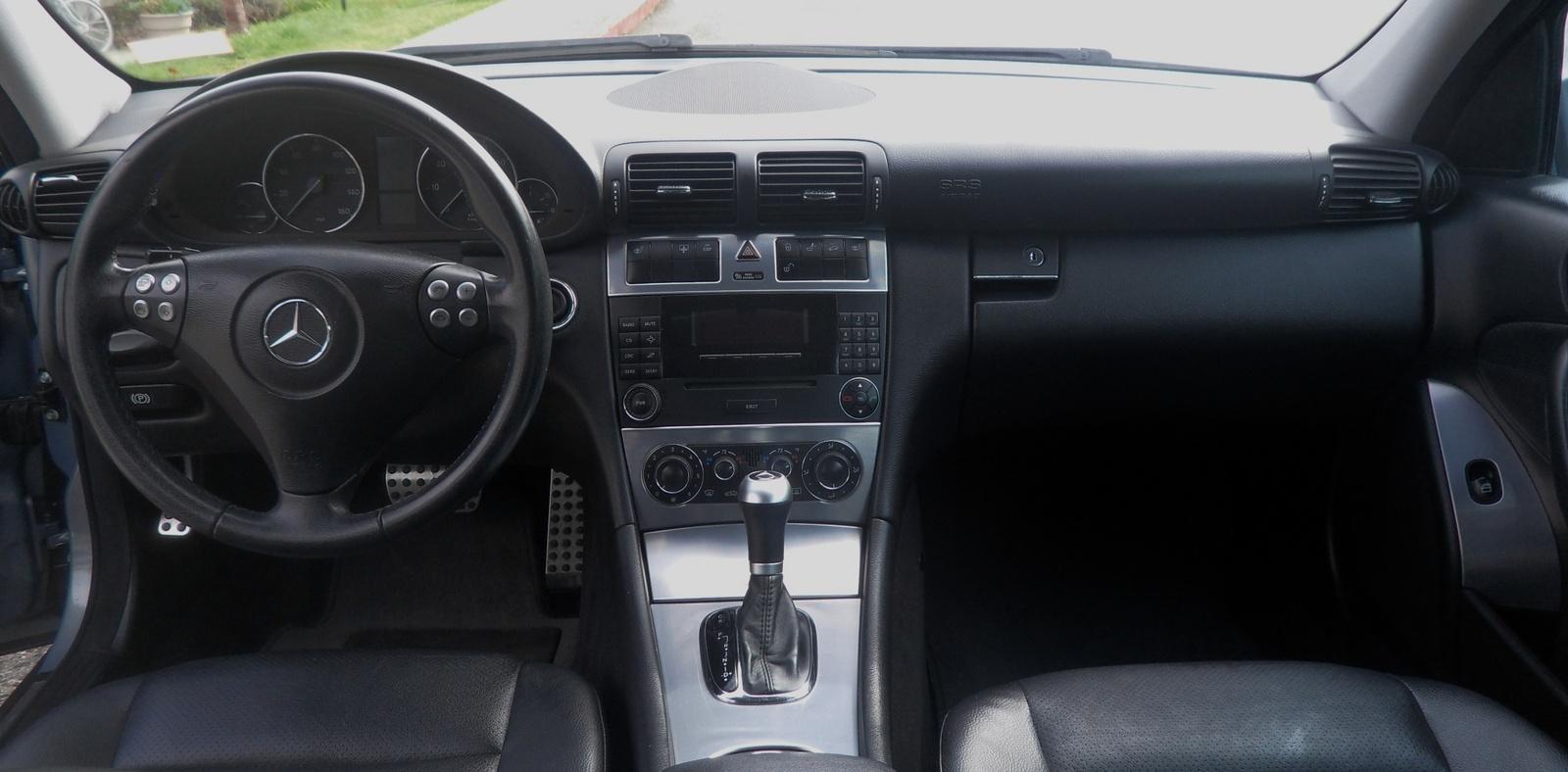 2005 mercedes benz c class interior pictures cargurus