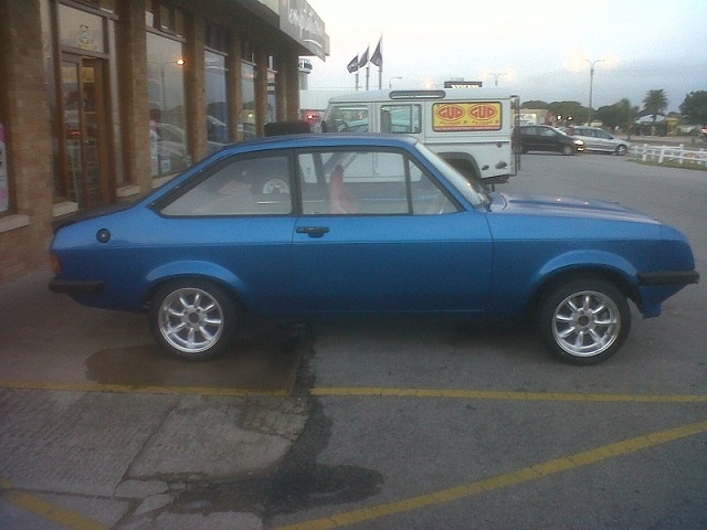 Picture of 1969 Ford Escort