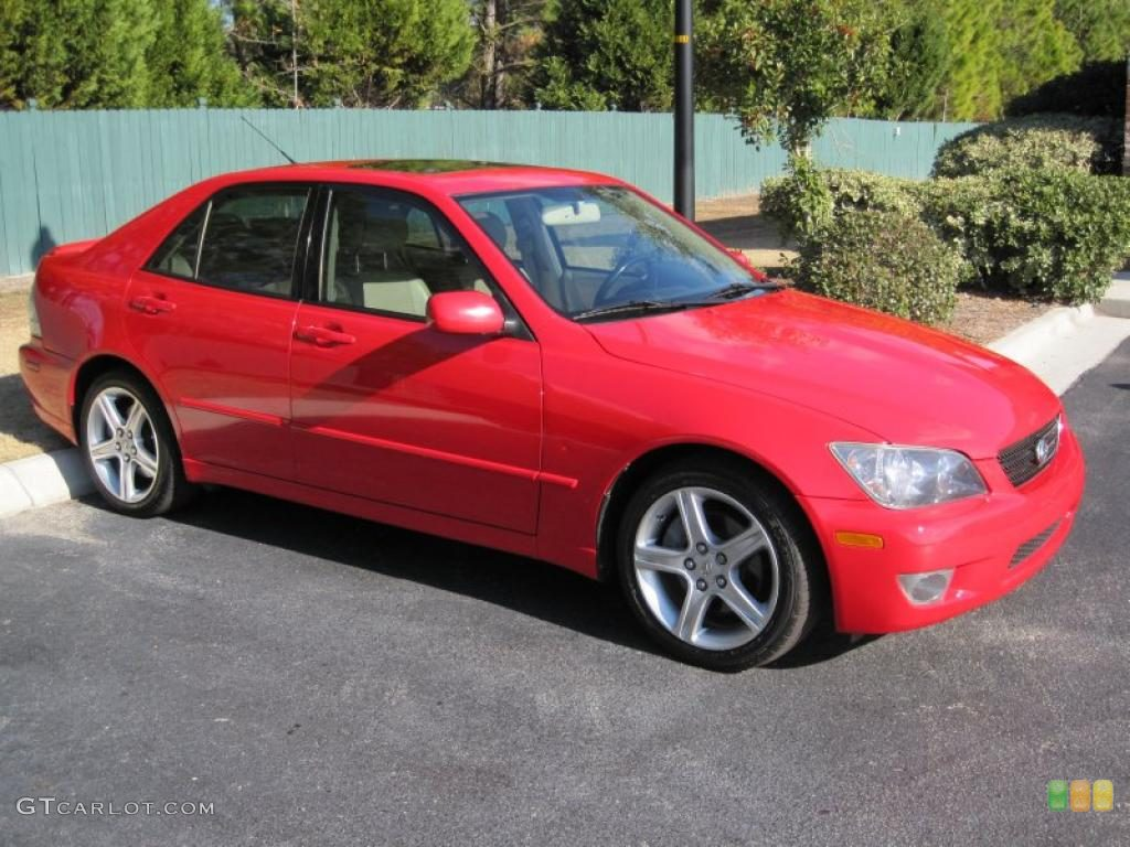 Picture of 2005 Lexus IS 300 E-Shift, exterior