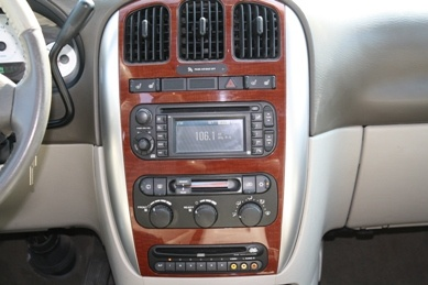 2006 Chrysler Town Country Interior Pictures Cargurus