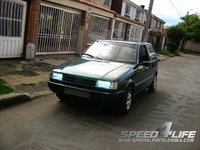 1996 Fiat Uno Overview