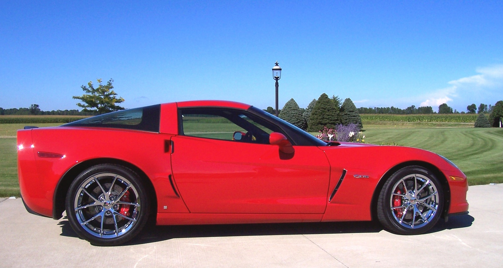 Picture of 2009 Chevrolet Corvette Z06 1LZ
