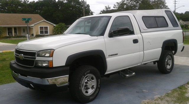 Picture of 2007 Chevrolet Silverado Classic 2500HD LS Long Bed, exterior, gallery_worthy