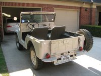 1956 Jeep CJ5 picture, exterior