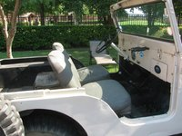 1956 Jeep CJ5 Picture Gallery