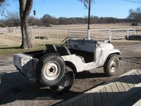 1956 Jeep CJ5, On the Ranch in 2009, exterior