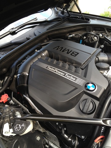 Picture of 2011 BMW 5 Series 535i xDrive, engine