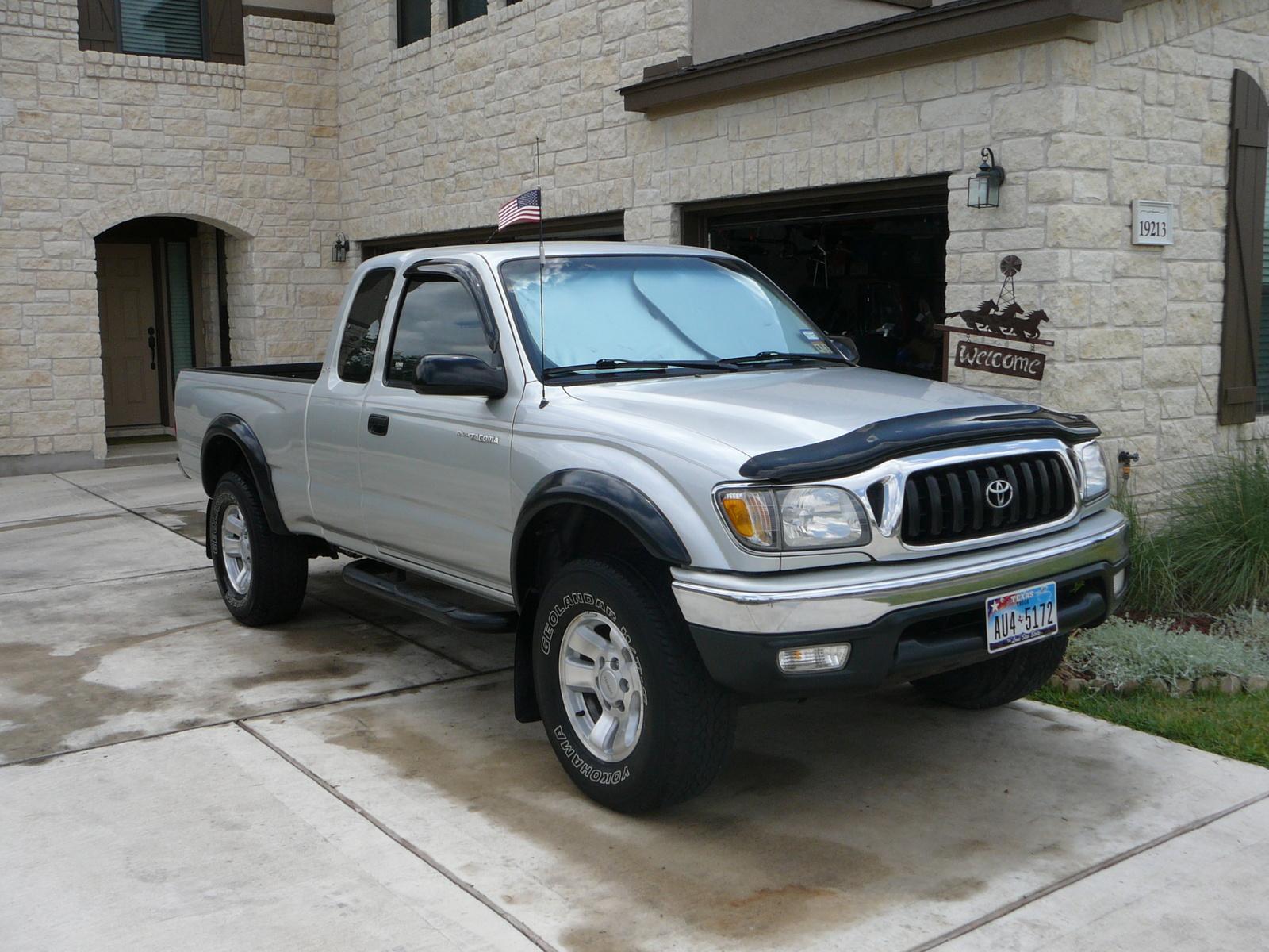 2001 Toyota Tacoma Pictures Cargurus