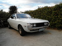 1972 Toyota Celica Picture Gallery