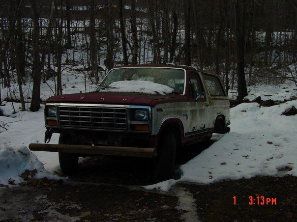 1980 Ford Bronco picture