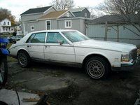 1985 Cadillac Seville Overview