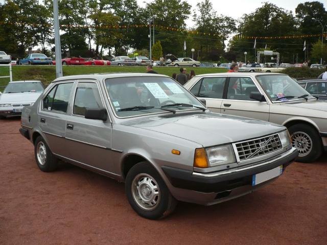 1986 Volvo 360, Première voiture donnée par le grand père !, exterior, gallery_worthy