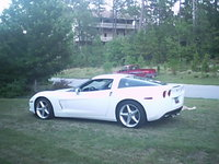 Picture of 2011 Chevrolet Corvette Base 1LT, exterior