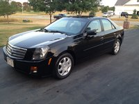 Picture of 2003 Cadillac CTS Base, exterior, gallery_worthy