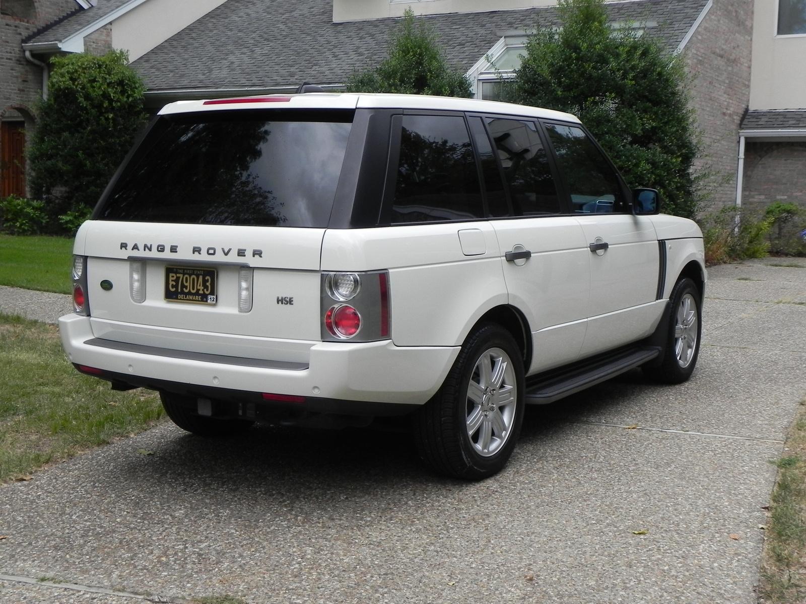2008 Land Rover Range Rover Pictures Cargurus
