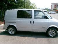 1985 Chevrolet Astro Overview