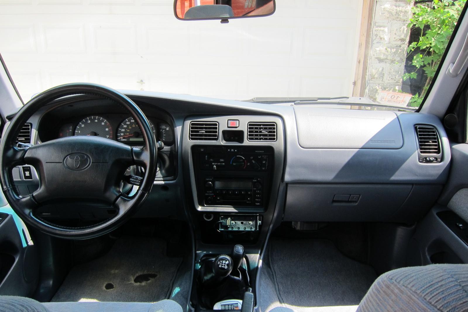 2000 Toyota 4runner Interior Pictures Cargurus